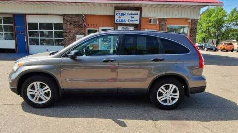 2010 Honda CR-V for sale at Twin City Motors in Grand Forks ND