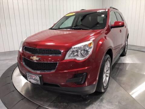 2015 Chevrolet Equinox for sale at HILAND TOYOTA in Moline IL