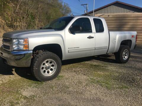 2013 Chevrolet Silverado 1500 for sale at DONS AUTO CENTER in Caldwell OH