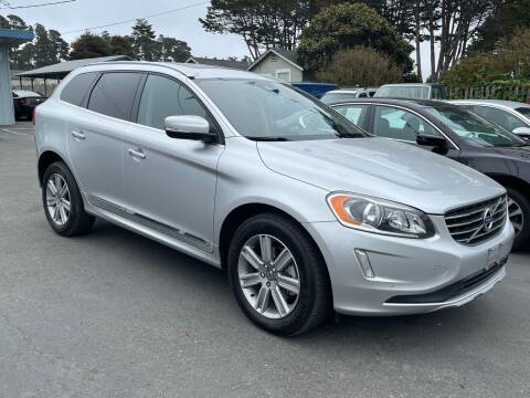 2017 Volvo XC60 for sale at HARE CREEK AUTOMOTIVE in Fort Bragg CA