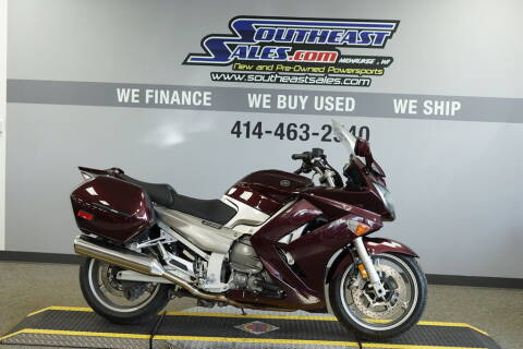 2007 Yamaha FJR1300 for sale at Southeast Sales Powersports in Milwaukee WI