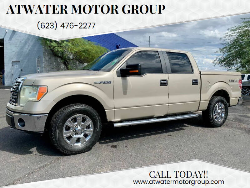 2010 Ford F-150 for sale at Atwater Motor Group in Phoenix AZ