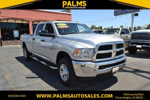 2014 RAM Ram Pickup 2500 for sale at Palms Auto Sales in Citrus Heights CA