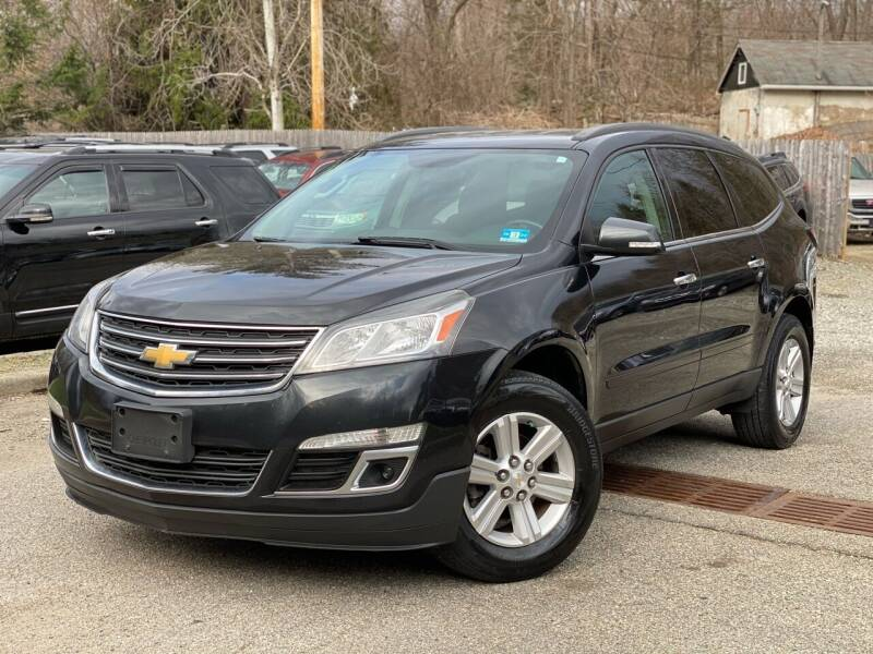 2013 Chevrolet Traverse for sale at AMA Auto Sales LLC in Ringwood NJ