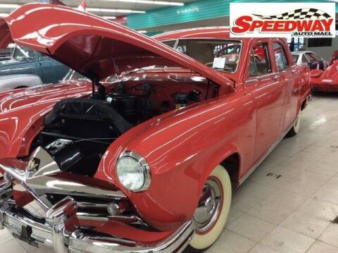 1951 Vagabond n/a for sale at SPEEDWAY AUTO MALL INC in Machesney Park IL