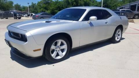 2012 Dodge Challenger for sale at Petrie Auto Sales in Fort Worth TX