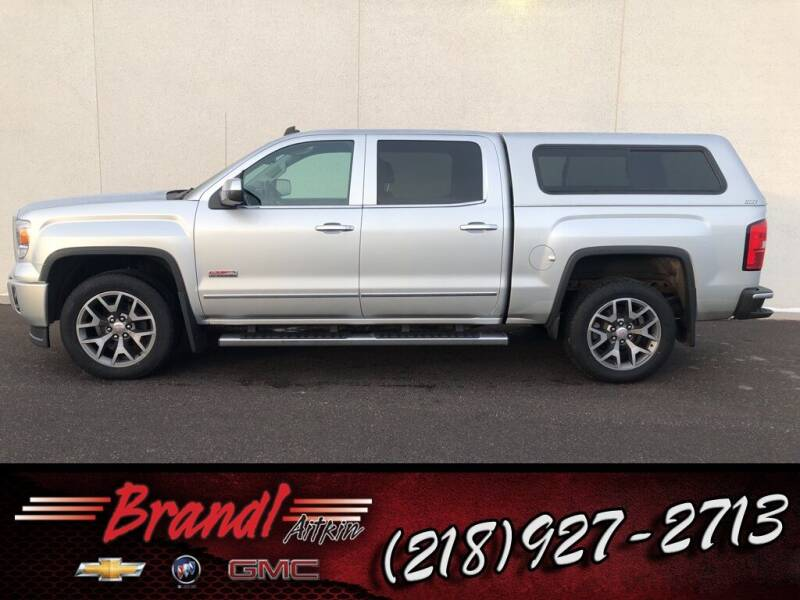 2014 GMC Sierra 1500 for sale at Brandl GM in Aitkin MN