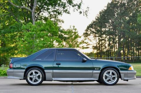 1992 Ford Mustang for sale at Fast Lane Direct in Lufkin TX