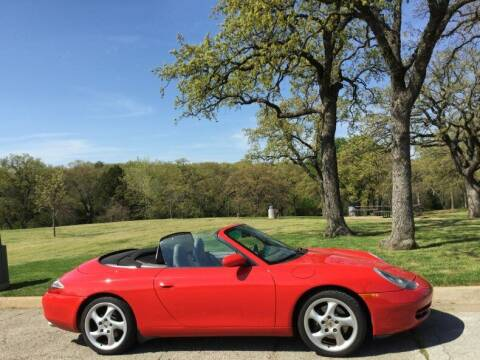 1999 Porsche 911 for sale at TEXAS MOTOR WORKS in Arlington TX