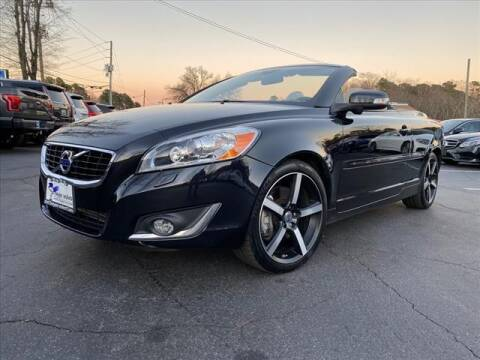 2013 Volvo C70 for sale at iDeal Auto in Raleigh NC