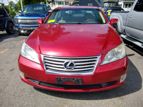 2010 Lexus ES 350 for sale at Washington Street Auto Sales in Canton MA