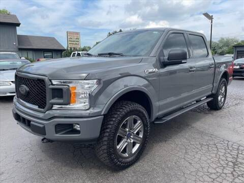 2020 Ford F-150 for sale at HUFF AUTO GROUP in Jackson MI