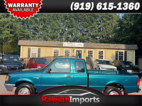 1995 Ford Ranger for sale at Raleigh Imports in Raleigh NC