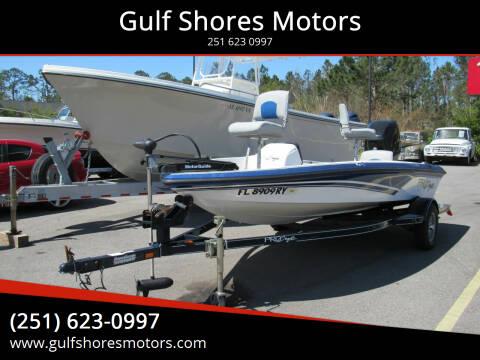 2006 PRO CRAFT PRO 165 for sale at Gulf Shores Motors in Gulf Shores AL