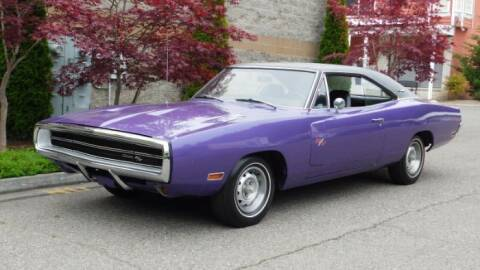 1970 Dodge Charger for sale at Classic Car Deals in Cadillac MI