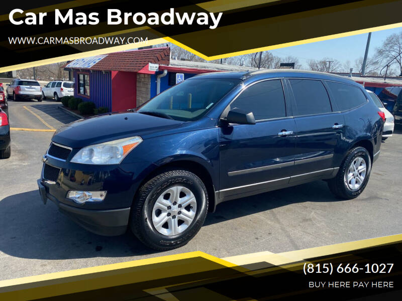 2011 Chevrolet Traverse for sale at Car Mas Broadway in Crest Hill IL