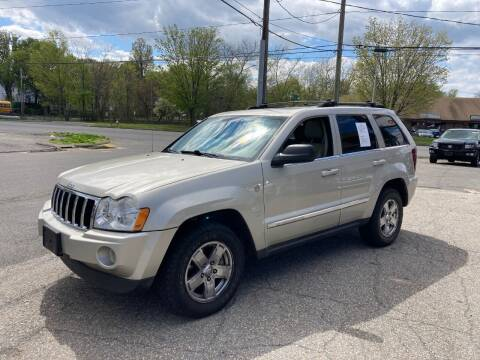 2007 Jeep Grand Cherokee for sale at ENFIELD STREET AUTO SALES in Enfield CT