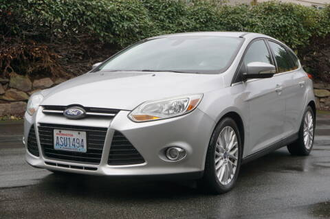 2012 Ford Focus for sale at West Coast Auto Works in Edmonds WA
