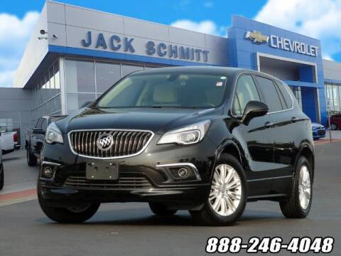2017 Buick Envision for sale at Jack Schmitt Chevrolet Wood River in Wood River IL