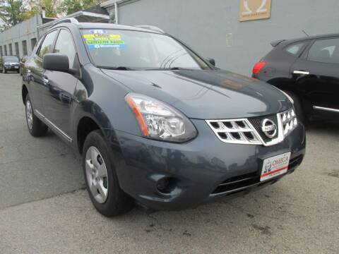 2015 Nissan Rogue Select for sale at Omega Auto & Truck CTR INC in Salem MA