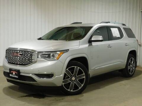2018 GMC Acadia for sale at Bulldog Motor Company in Borger TX