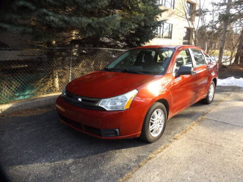 2009 Ford Focus for sale at Wayland Automotive in Wayland MA
