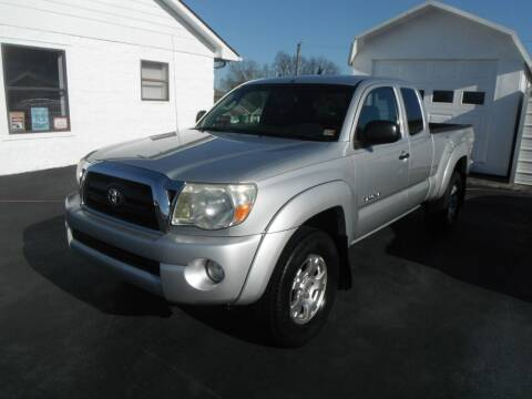 2005 Toyota Tacoma for sale at Morelock Motors INC in Maryville TN