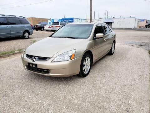 2005 Honda Accord for sale at Image Auto Sales in Dallas TX