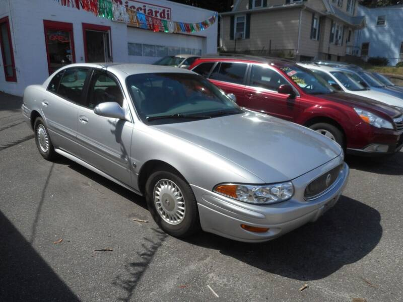 2001 Buick LeSabre for sale at Ricciardi Auto Sales in Waterbury CT
