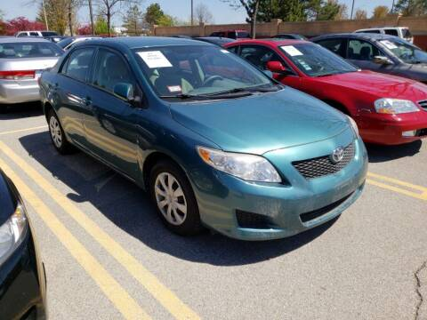 2010 Toyota Corolla for sale at 355 North Auto in Lombard IL