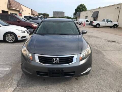 2010 Honda Accord for sale at Reliable Auto Sales in Plano TX