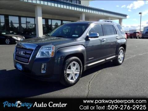 2011 GMC Terrain for sale at PARKWAY AUTO CENTER AND RV in Deer Park WA