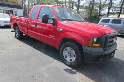 2006 Ford F-250 Super Duty for sale at Jerry Morese Auto Sales LLC in Springfield NJ