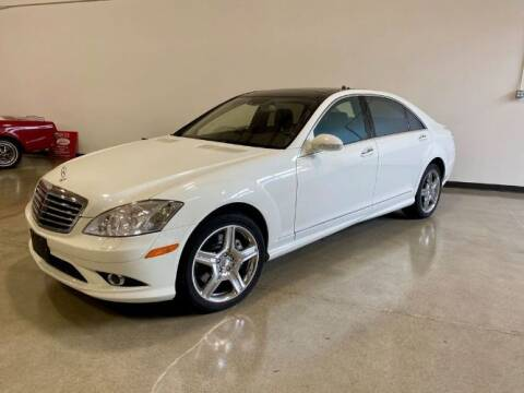 2009 Mercedes-Benz S-Class for sale at Classic Car Deals in Cadillac MI