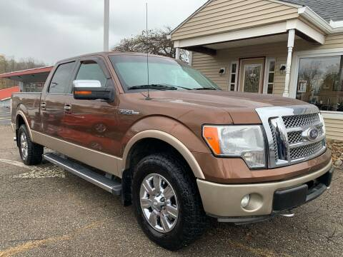 2011 Ford F-150 for sale at G & G Auto Sales in Steubenville OH