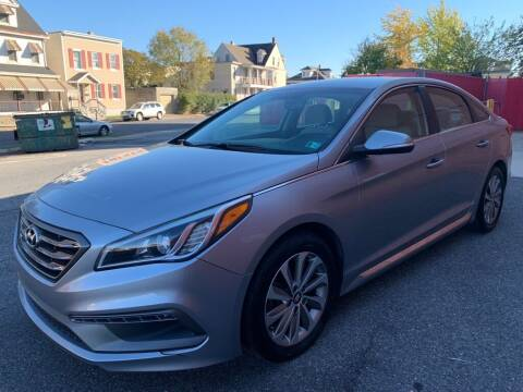 2016 Hyundai Sonata for sale at Amicars in Easton PA