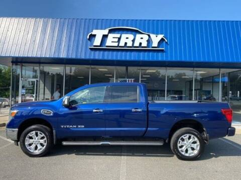 2016 Nissan Titan XD for sale at Terry of South Boston in South Boston VA