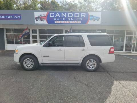 2008 Ford Expedition for sale at CANDOR INC in Toms River NJ