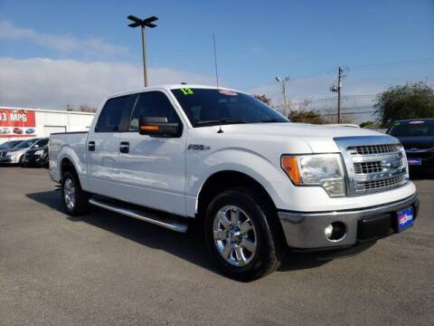 2013 Ford F-150 for sale at All Star Mitsubishi in Corpus Christi TX
