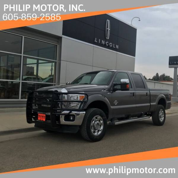 2012 Ford F-350 Super Duty for sale at Philip Motor Inc in Philip SD