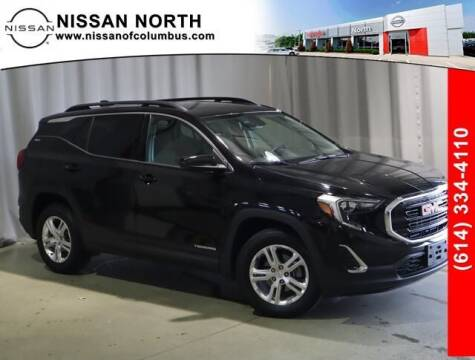 2018 GMC Terrain for sale at Auto Center of Columbus in Columbus OH