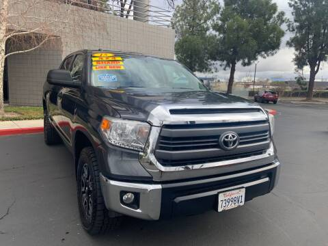 2015 Toyota Tundra for sale at Right Cars Auto Sales in Sacramento CA