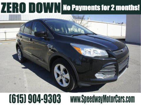 2014 Ford Escape for sale at Speedway Motors in Murfreesboro TN