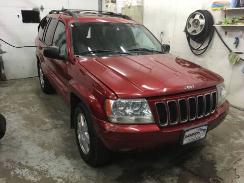 2001 Jeep Grand Cherokee for sale at Gordon Auto Sales LLC in Sioux City IA