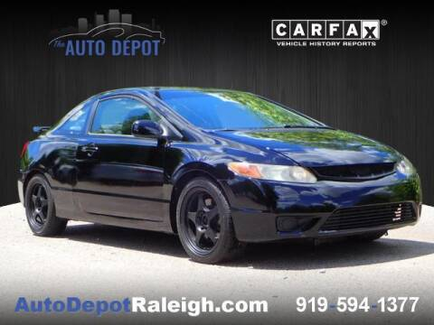 2008 Honda Civic for sale at The Auto Depot in Raleigh NC