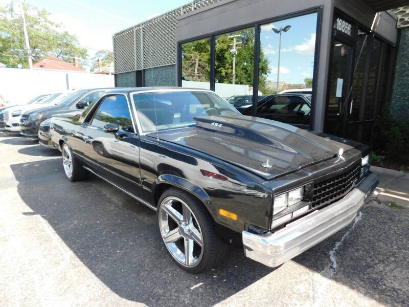1982 Chevrolet El Camino for sale at Gus's Used Auto Sales in Detroit MI