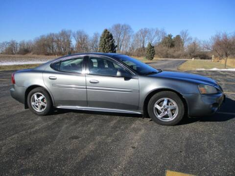 2004 Pontiac Grand Prix for sale at Crossroads Used Cars Inc. in Tremont IL