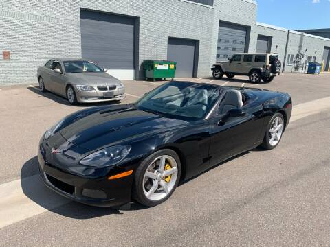 2005 Chevrolet Corvette for sale at The Car Buying Center in St Louis Park MN
