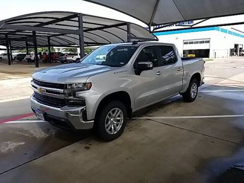 2019 Chevrolet Silverado 1500 for sale at Jerry's Buick GMC in Weatherford TX