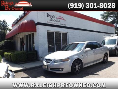 2008 Acura TL for sale at Raleigh Pre-Owned in Raleigh NC